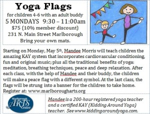 Kids Yoga Handout