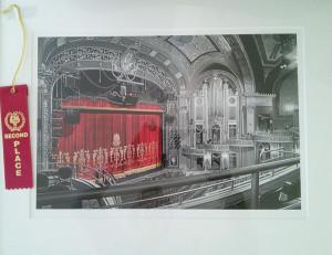 """Curtain Call"", 2nd prize, Gene Saponski"