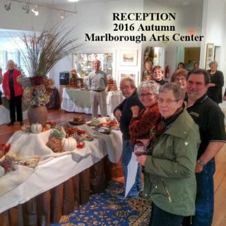 Connecticut Watercolor Society Reception and Winner