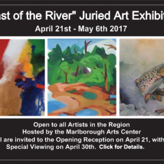 """""""East of the River"""" Juried Art Show"""