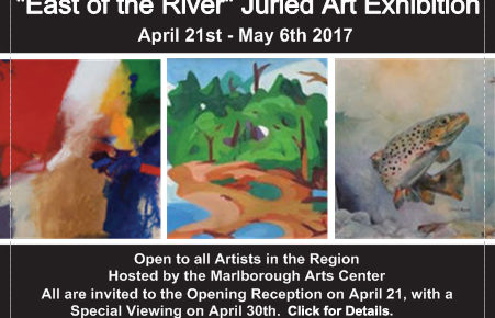 """East of the River"" Juried Art Show"