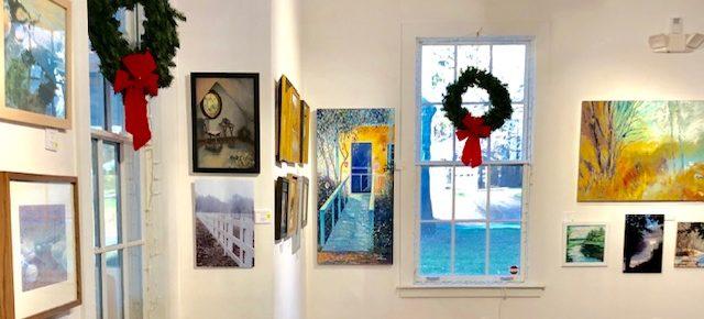 Marlborough Arts Center's Member Art Show and Sale
