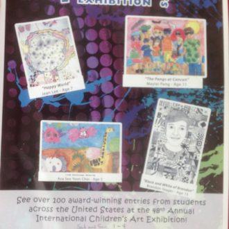 Annual International Children's Art Exhibition