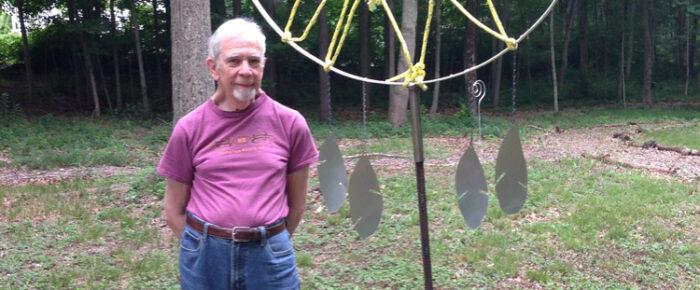 Neal Alderman Art Park Sculpture